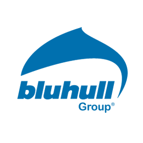 Our Client, Bluhull Marine Agency logo