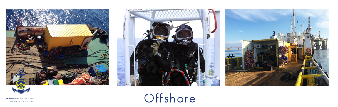 Triton Diving Services - Offshore